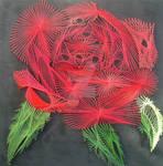 String Art 'Rose'