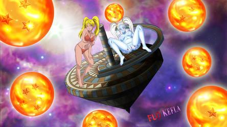 Dragon Ball Super vs Naruto by shota71