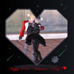 Happy 2021' Valentine's Day!