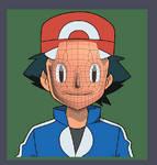 MMD x Pokemon / Ash ketchum Wip by SachaShan