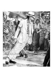 MJ - Smooth Criminal by JustLikeThatxD