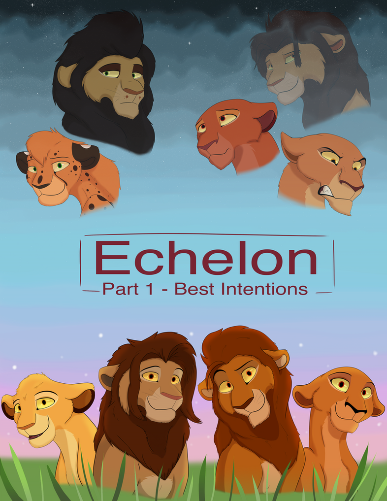 CE - Echelon Cover by Paint-Puff
