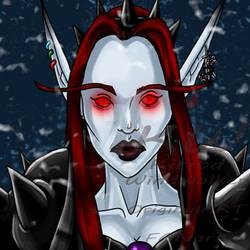 Valarin the Ebon Rose