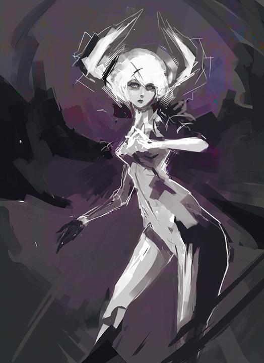 Nosferatu by celadus
