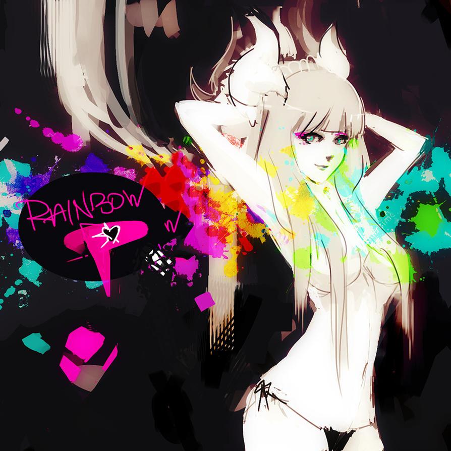 ::RAINBOW-P-chan:: by celadus