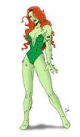 Poison Ivy by MikeMahle