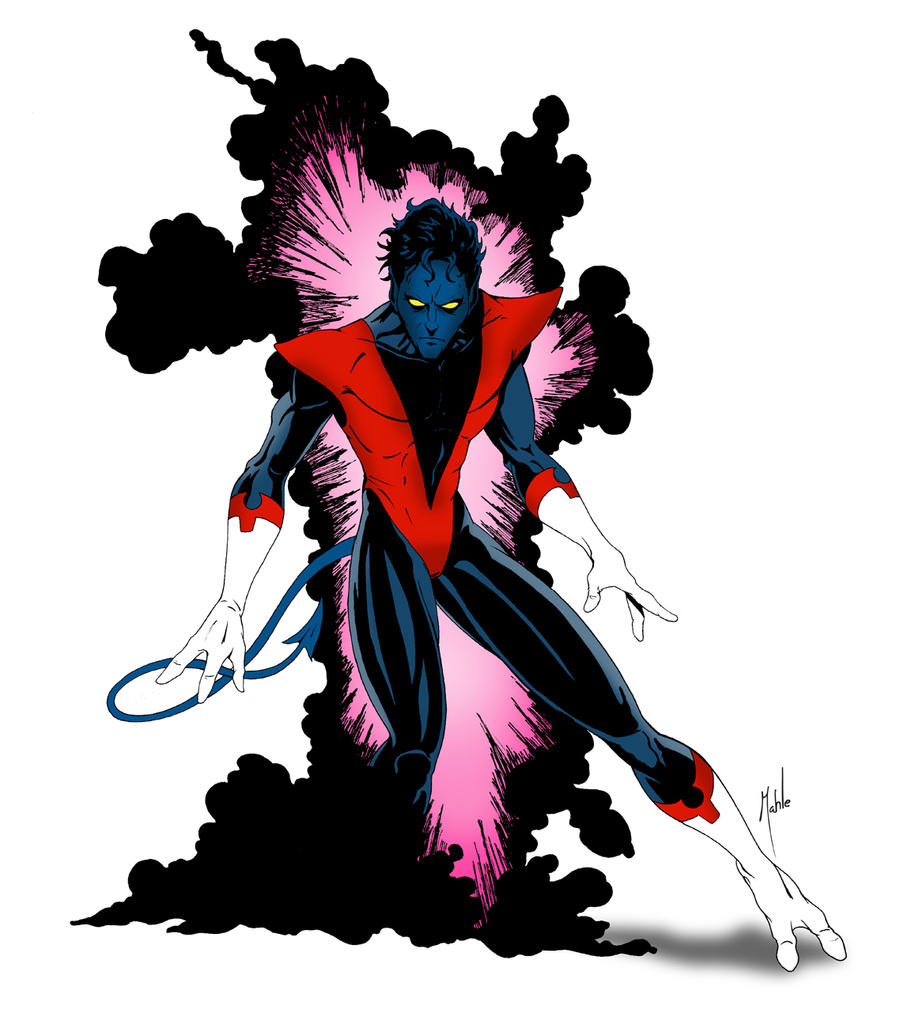 Nightcrawler by MikeMahle