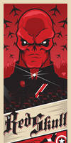 The Red Skull poster by MikeMahle