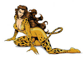 Cheetah by MikeMahle