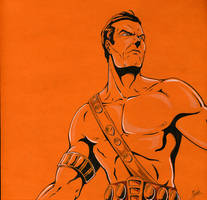 John Carter by MikeMahle