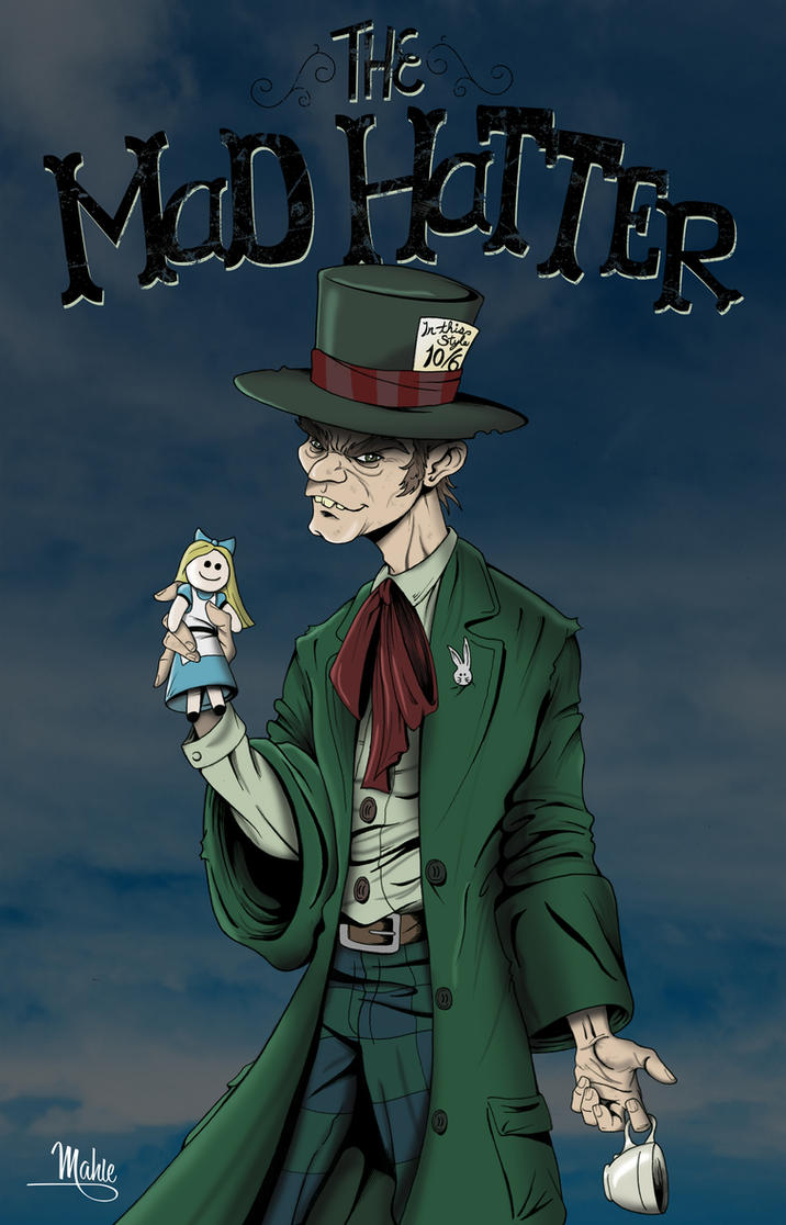 Mad Hatter by MikeMahle