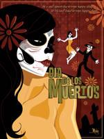 Dia De Los Muertos by MikeMahle