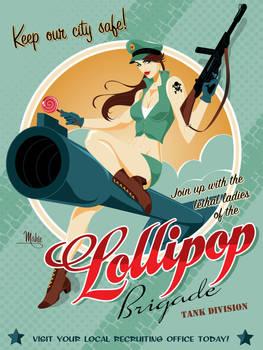 Lollipop Brigade