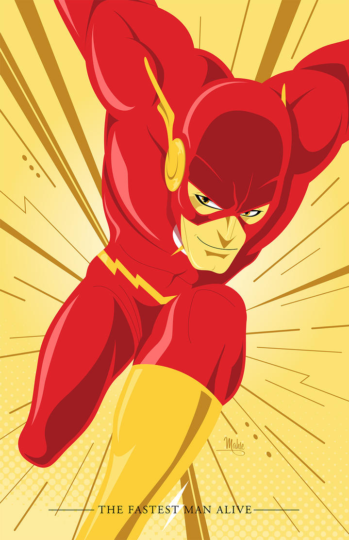 The Flash by MikeMahle