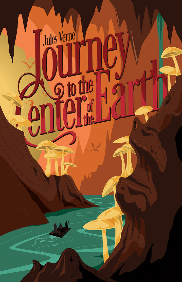 essays on journey to the center of the earth