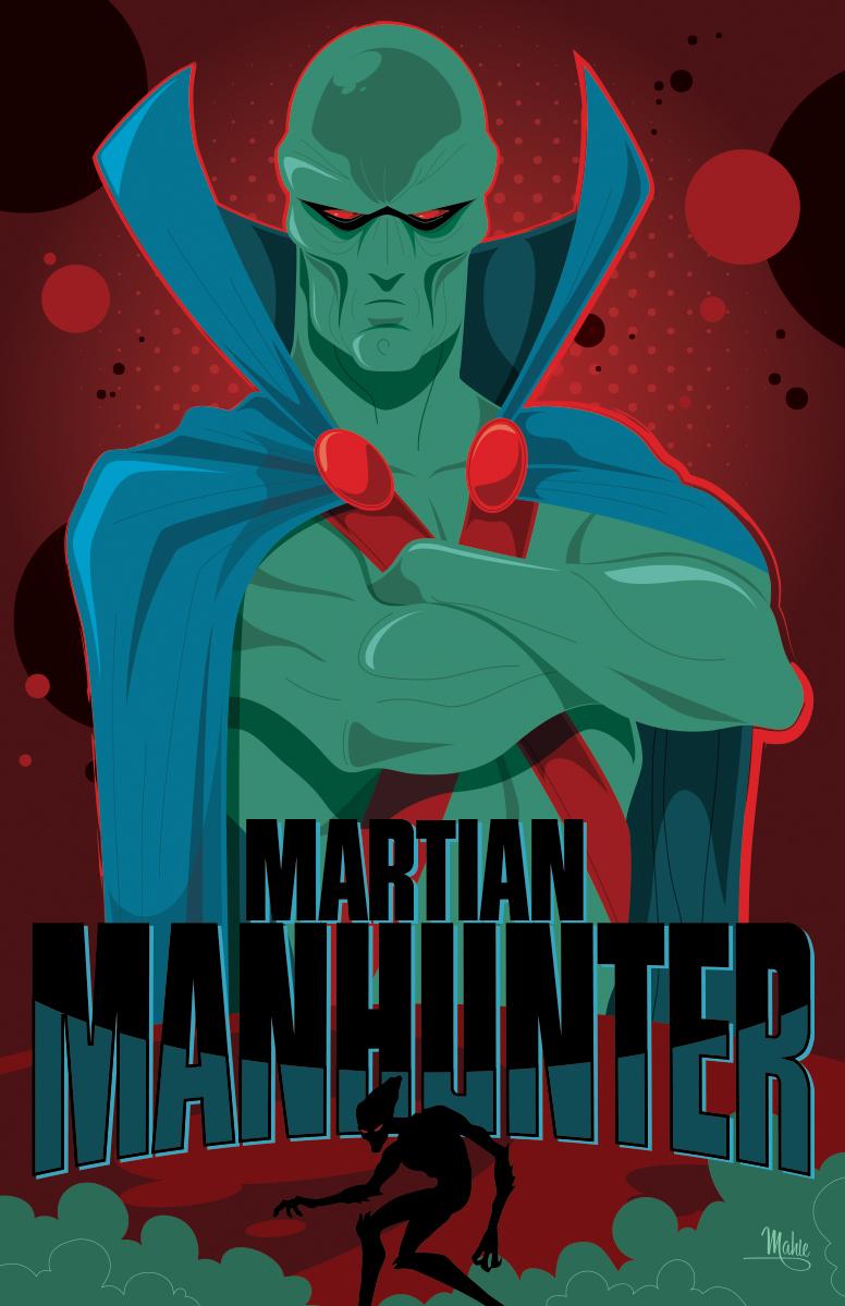 Tournoi des Personnages Préférés DC Comics (on vote pour nos persos préférés, on ne se base pas sur la force) - Page 12 Martian_manhunter_by_mikemahle-d86lcrp