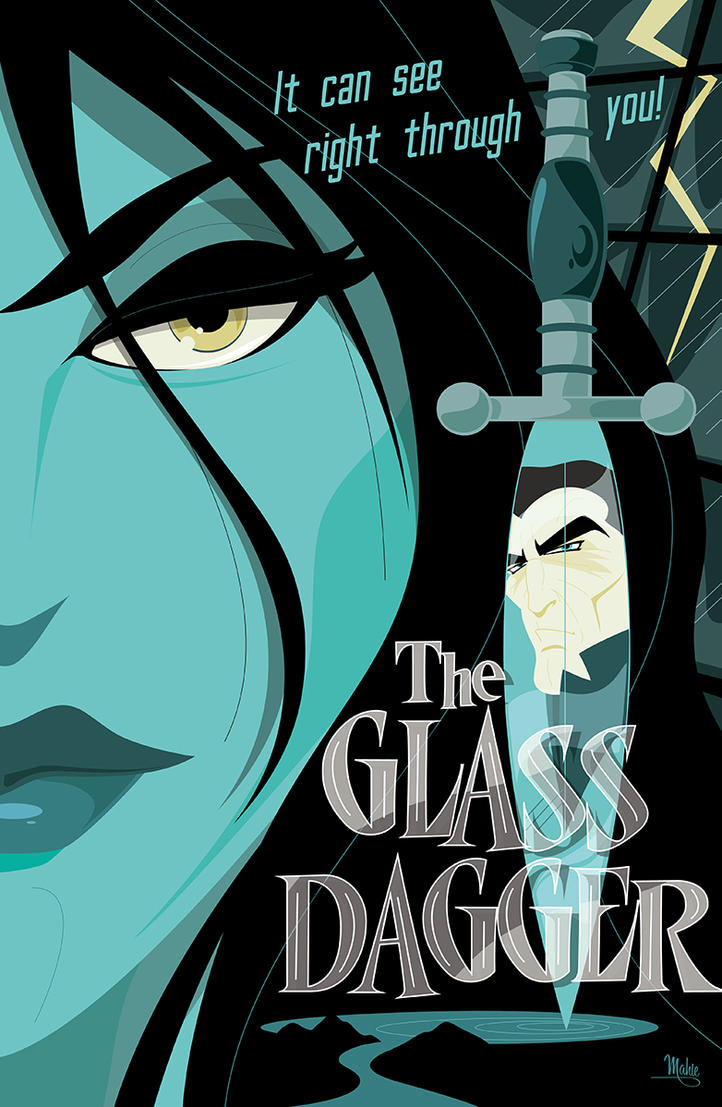 The Glass Dagger by MikeMahle