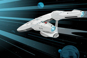 Enterprise Beyond by MikeMahle