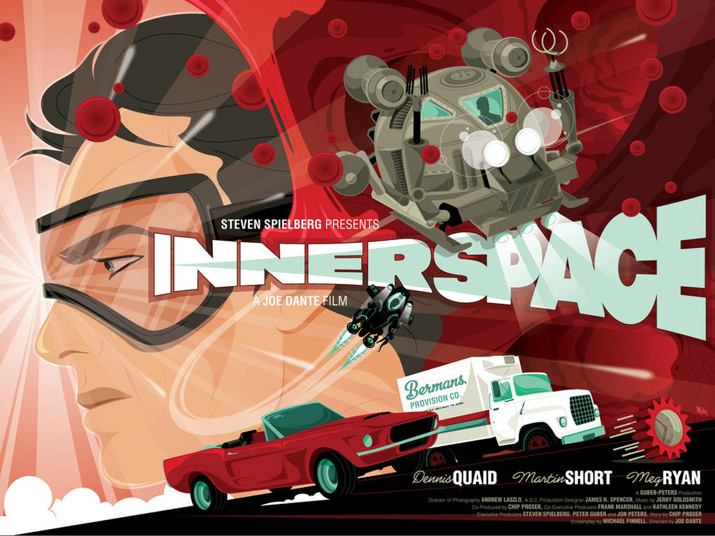 Innerspace by MikeMahle