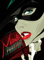 Mark of the Phantom by MikeMahle