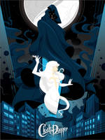 Cloak and Dagger by MikeMahle