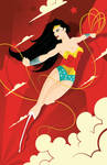 Wonder Woman Strikes