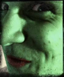 Wicked Witch by vonvanity