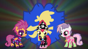 cutie mark crusaders Show Stoppers