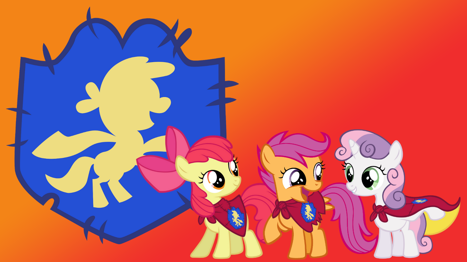 My little pony: Friendship is magic Cmc_wallpaper_by_neodarkwing-d5681xm