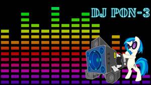 DJ PON-3 by neodarkwing