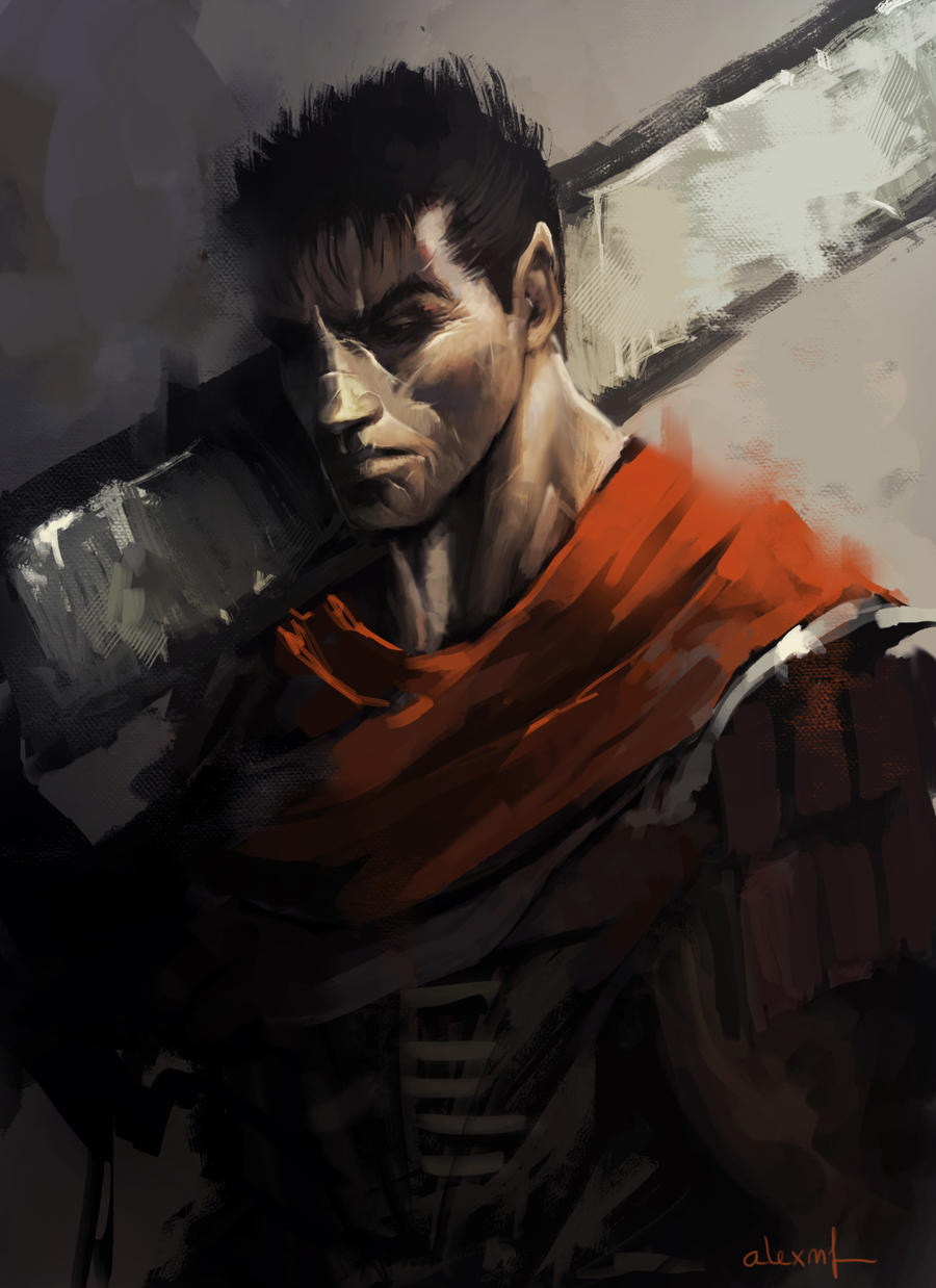 gatsu the berserker by oldboy93 on DeviantArt