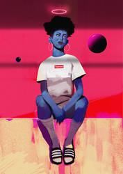 A supreme girl by oldboy93