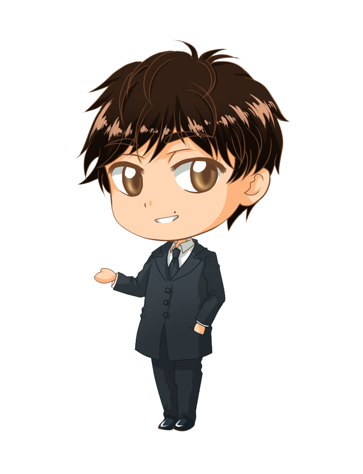 Chibi Reon-kun by therese678