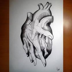 Take My Heart by umbysassa