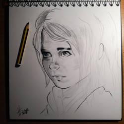 Ellie - The Last Of Us REMASTERED by umbysassa