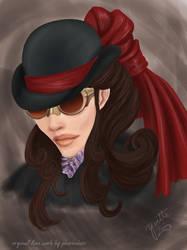 Lady Mechanika by just-yvie