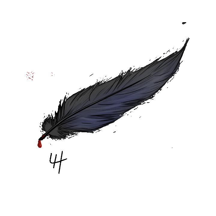 Feather by Kuroba-sama