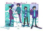 New Year Beatles