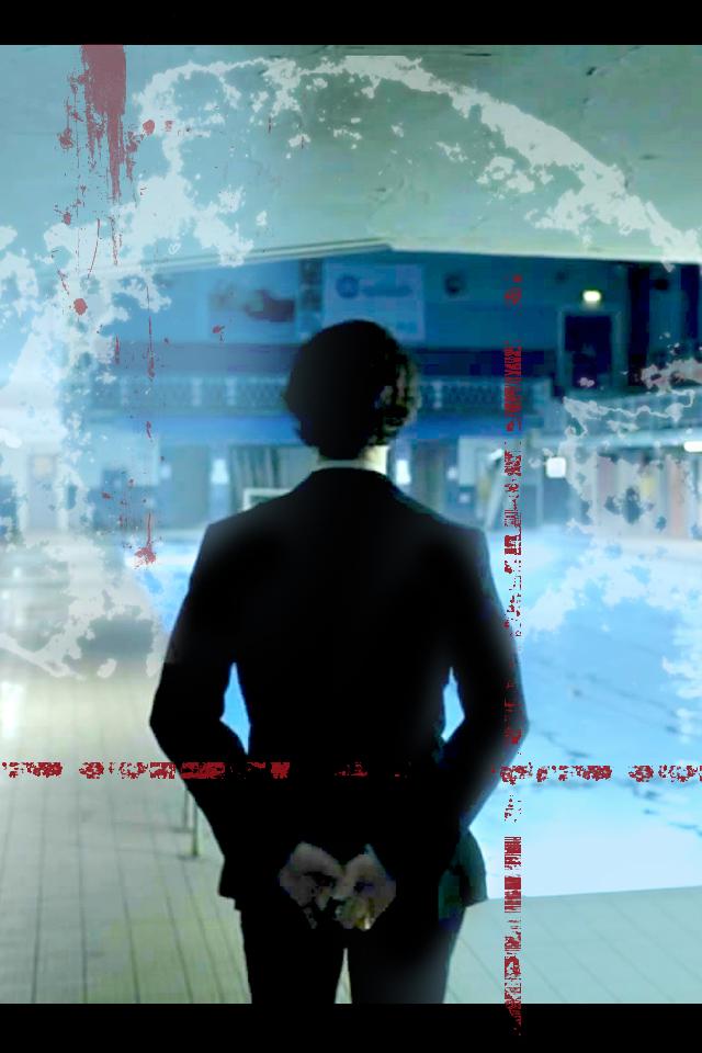 Sherlock IPhone Wallpaper Pool By DrinkTeaMDear