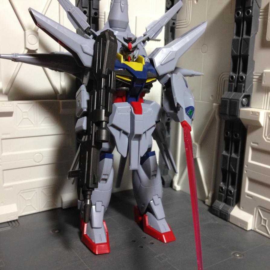 Gundam Iphone Wallpaper: Providence Gundam By Kaiju-Guru86 On DeviantArt