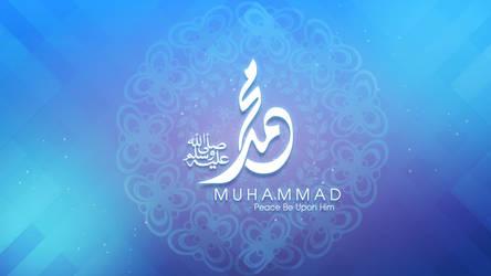 Muhammad (Peace Be Upon Him) by MURTUZA1997