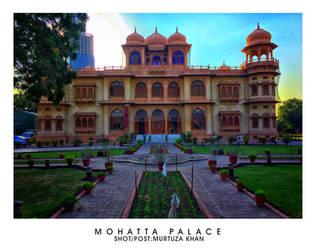 Mohatta Palace by MURTUZA1997