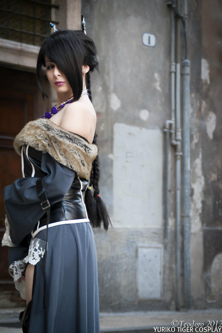 Lulu,Final Fantasy X by Yuriko Cosplay by YurikoTiger