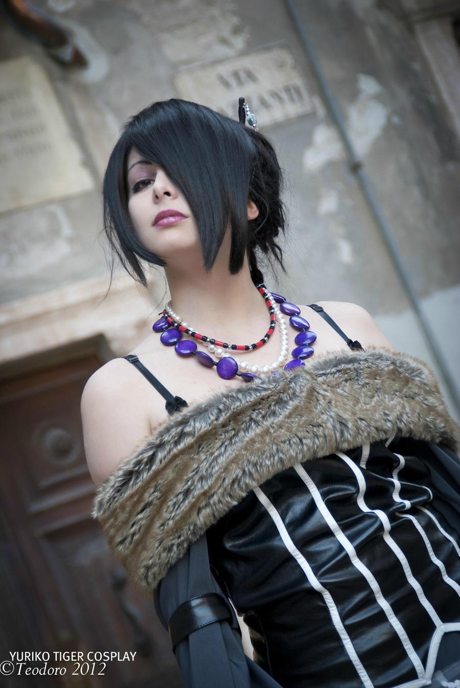 Lulu final fantasy X cosplay by YurikoTiger