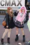 HARAJUKU WALK in Tokyo