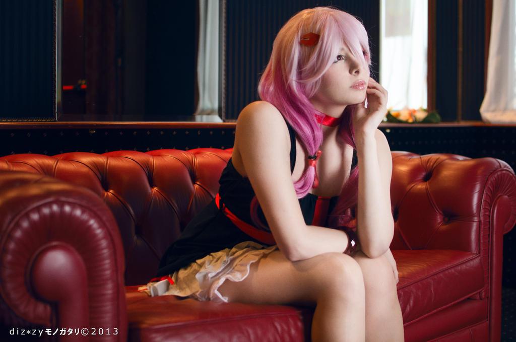 I'm Yours - Inori Yuzuriha by YurikoTiger