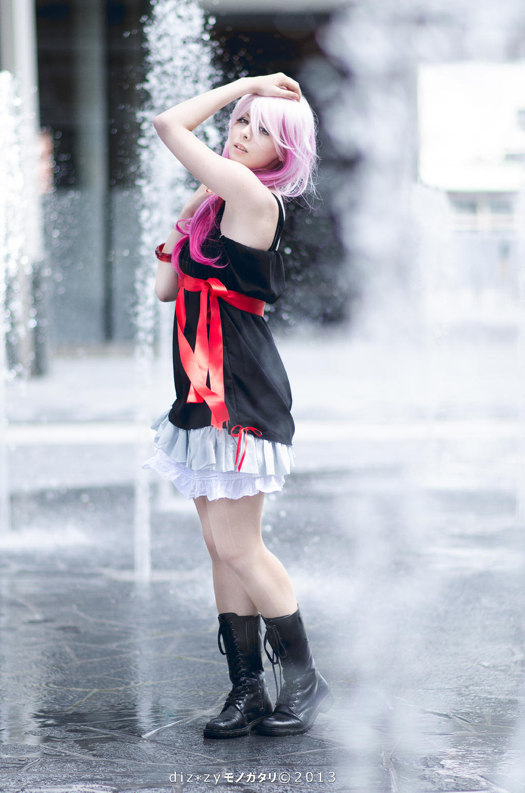 Guilty Crown by YurikoTiger