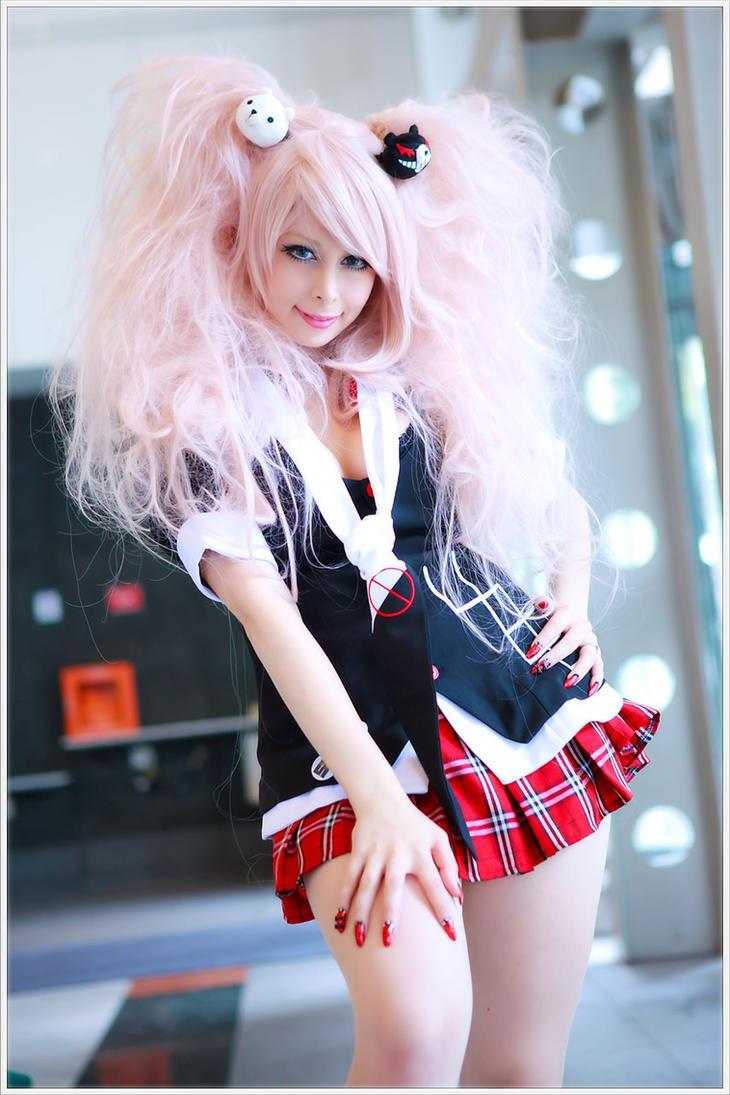 Cute Junko personality #02 by YurikoTiger