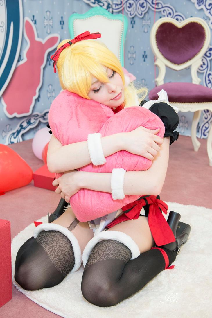 HUG by YurikoTiger