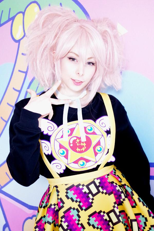 Magical girl Yuriko by YurikoTiger